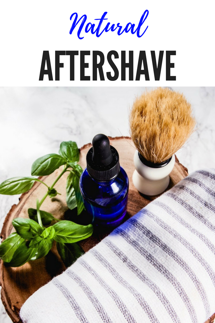 How to Make a Homemade Aftershave. | MadeWIthOils.com