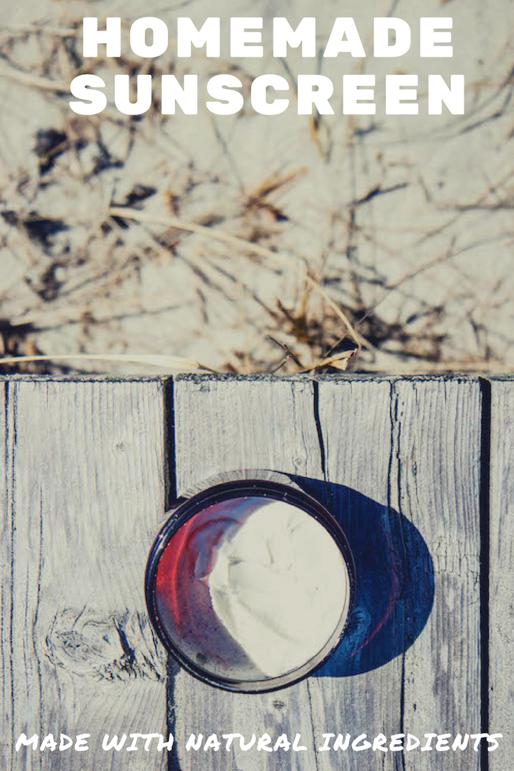 Homemade Sunscreen: Made With Non-Toxic Natural Ingredients | MadeWithOils.com