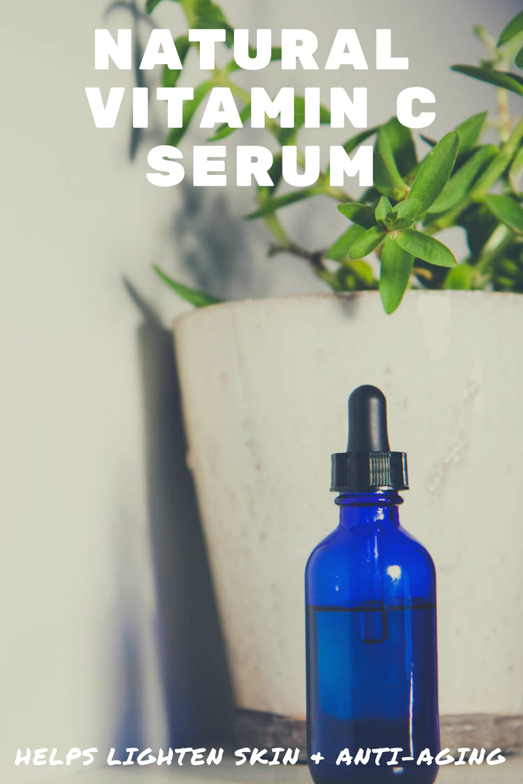 Homemade Anti-Aging Vitamin C Serum | MadeWithOils.com