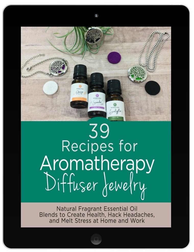 Aromatherapy Jewelry Recipes
