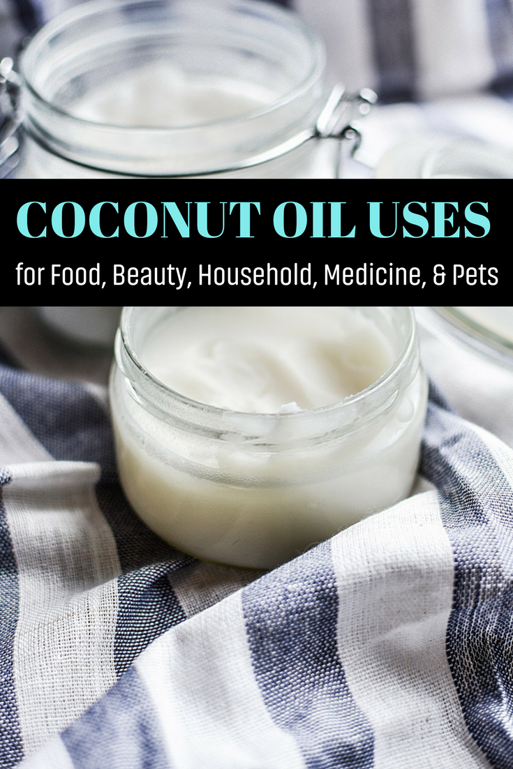 Coconut Oil Uses For Food, Beauty, Household + Recipes | MadeWithOils.com
