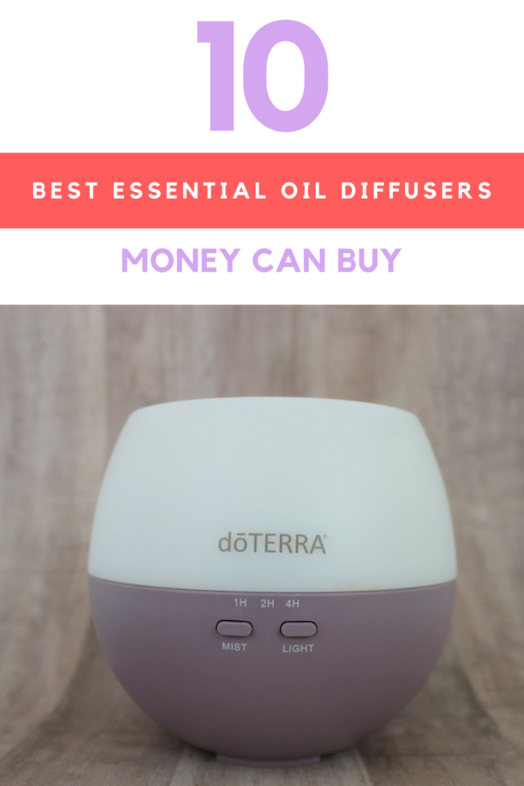 Top 10 Best Essential Oil Diffusers Money Can Buy | MadeWithOils.com