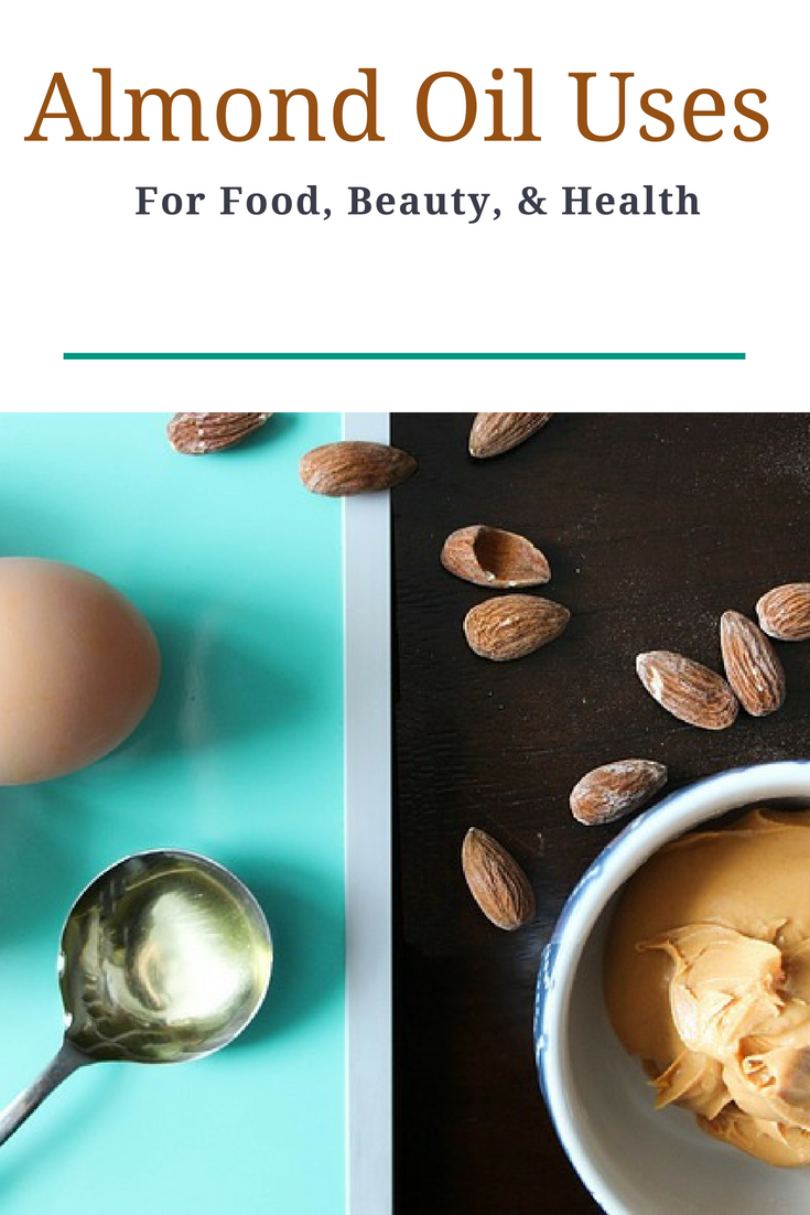 Almond Oil Uses For Beautiful Skin, Hair, & Health Benefits | MadeWithOils.com