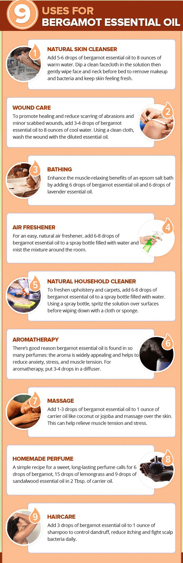 essential oil uses in diffuser