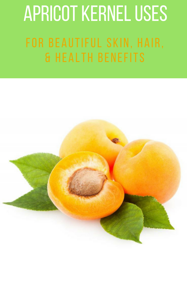Learn how you can add apricot kernel oil to your natural beauty regime | MadeWithOils.com