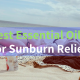 Essential Oils For Sunburn