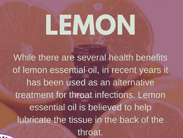 Lemon Oil for Snoring