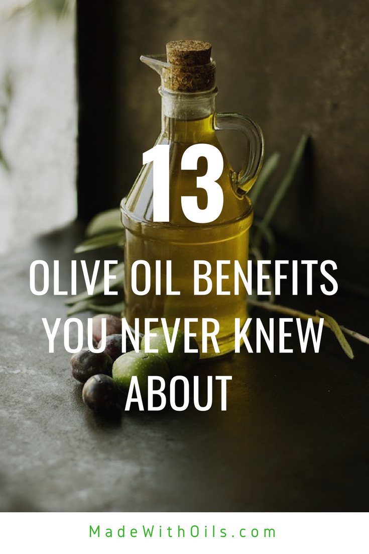 Find out how you can use olive oil for much more than cooking | MadeWithOils.com