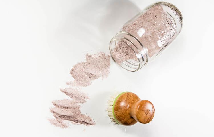 Homemade Scouring Powder Multi-purpose Scrubber Recipe