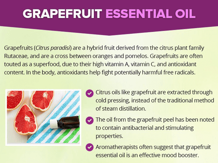 What is Grapefruit Oil