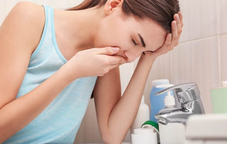 Avoid Vomiting: 6 Best Essential Oils for Nausea & Dizziness