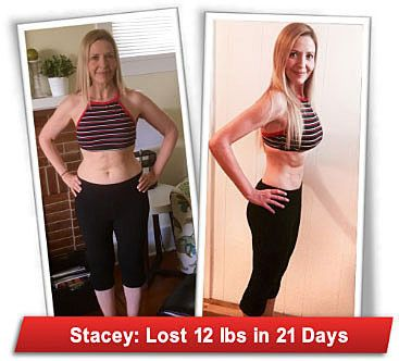 Flat Belly Fix Stacy Testimonial
