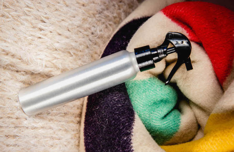 DIY Homemade Fabric Freshener Spray
