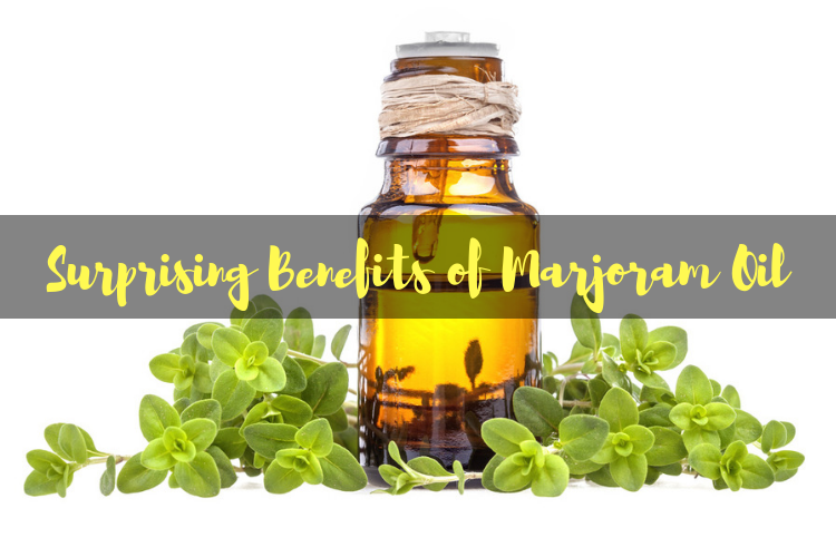 Benefits of marjoram essential oil