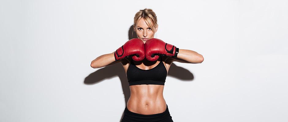 Kindle Boxing Girl