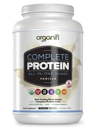 Organifi Complete Protein Powder