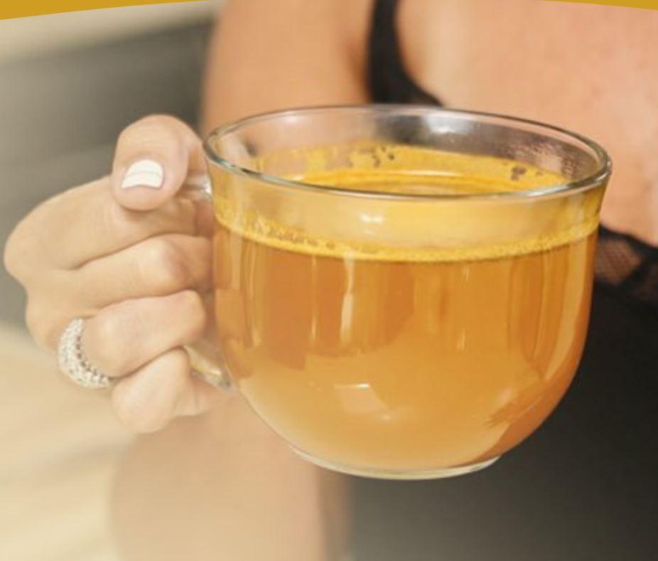 gold milk latte organifi