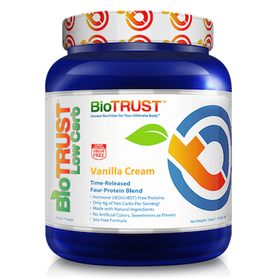 BioTrust Low Carb Whey Protein