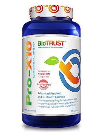 BioTrust Pro-X10 Probiotic