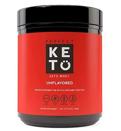 Perfect Keto Whey Protein