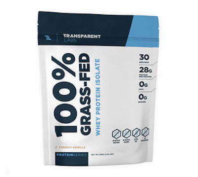 Transparent Labs Grass Fed Whey Protein