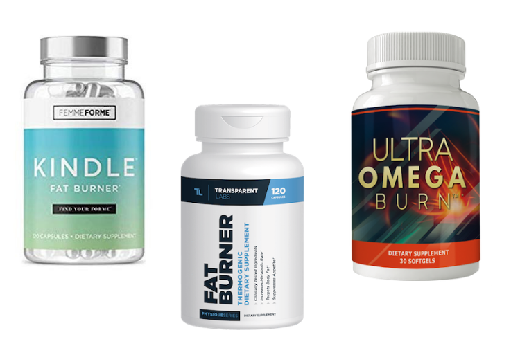 Top 10 Best Fat Burner Supplements For Women 2019 Reviews