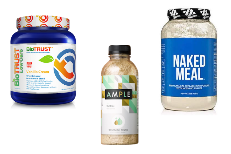 Top 10 Best Meal Replacement Shakes 2019 Reviews Coupons Made