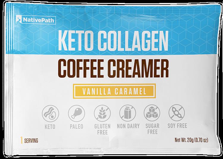 Native Path Keto Collagen Coffee Creamer Review