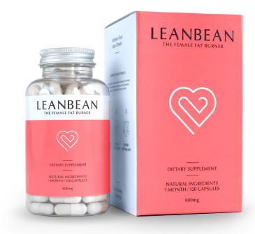 Bottle of Leanbean Fat Burner